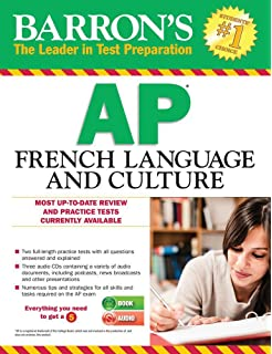 Themes ap french language and culture student edition plus barrons ap french language and culture with mp3 cd barrons ap french fandeluxe Images