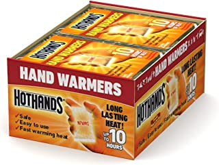 product image for HotHands Hand Warmers (80 pairs) w/ Free Carrying Pouch