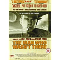 The Man Who Wasn't There [Reino Unido] [DVD]