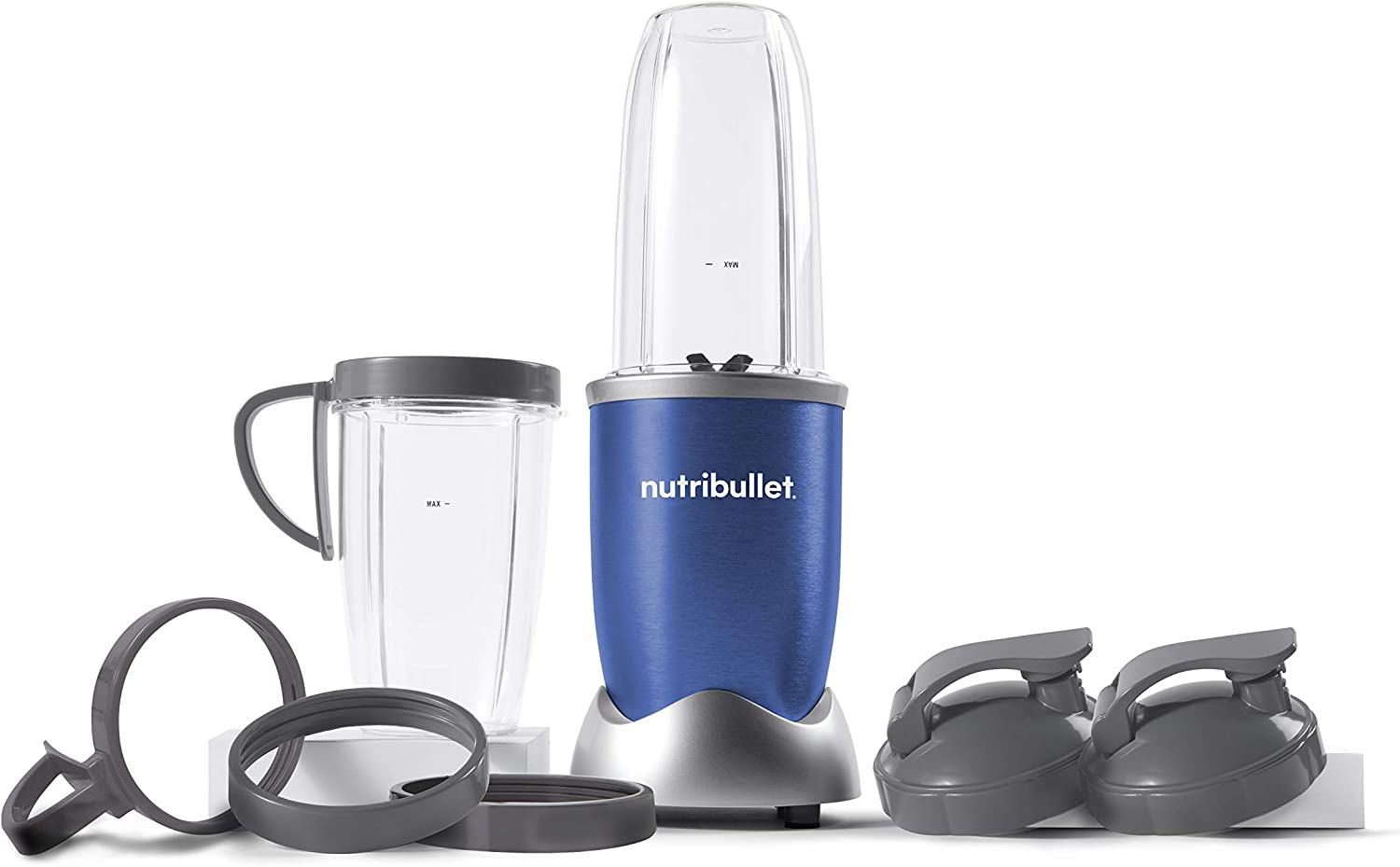 NutriBullet NB9-1301G Pro Pro-13 Pcs, 12.01 x 7.72 x 15.94: Amazon ...