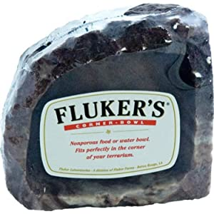 Fluker's Water Reptile Corner Bowl