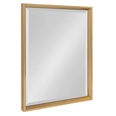 Kate and Laurel Calter Framed Wall Mirror 19.5x25.5 Gold
