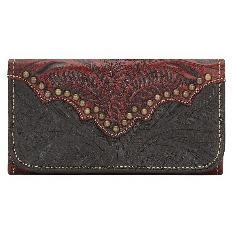 American West Women's Annie's Secret Tri-Fold Wallet - 9199282