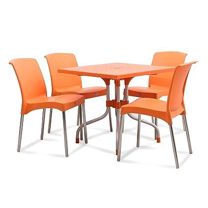 Supreme Outdoor Set (Hybrid + Olive Orange)