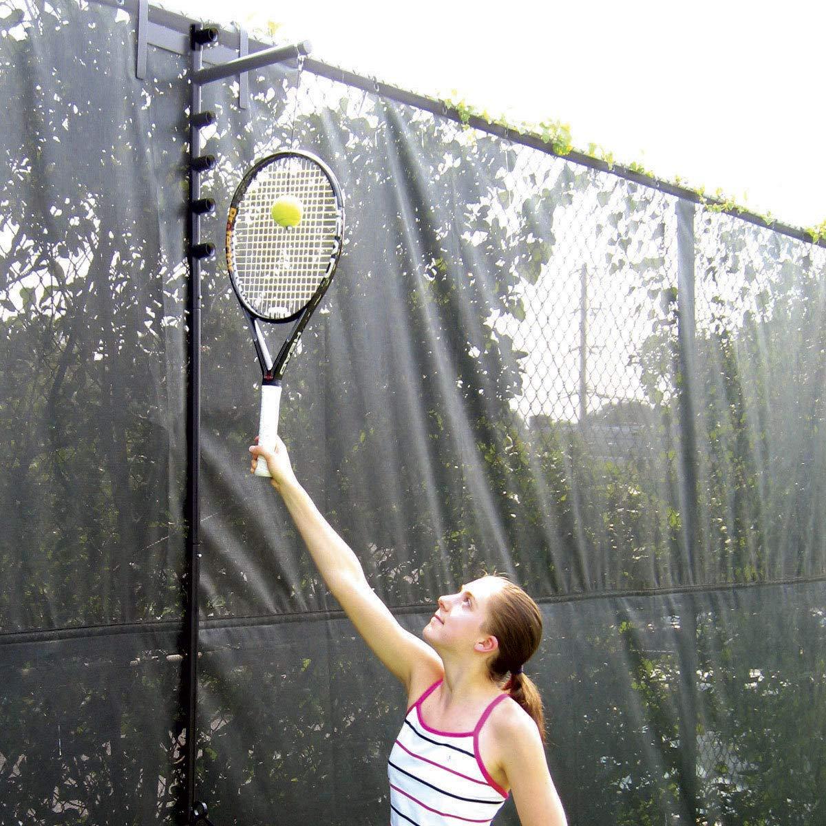Oncourt Offcourt Fence Trainer - Tennis Training Aid