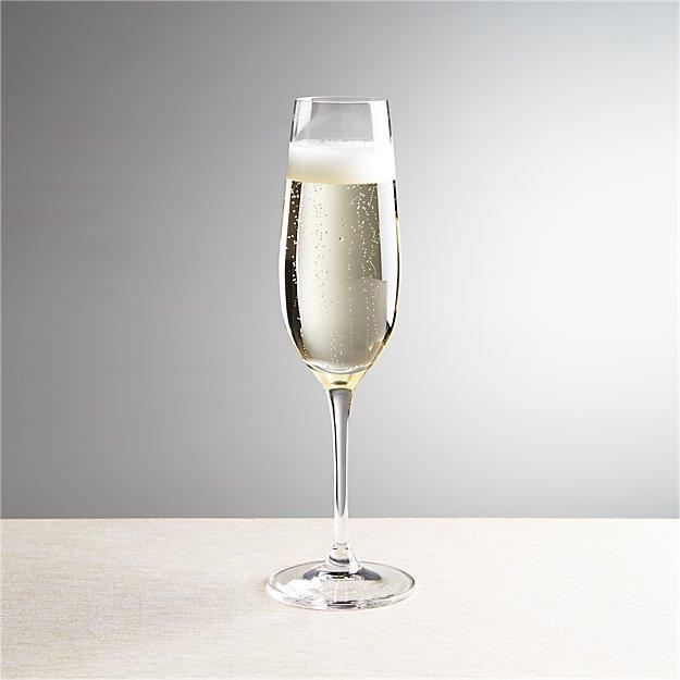 Viv Champagne Glass | Crate and Barrel