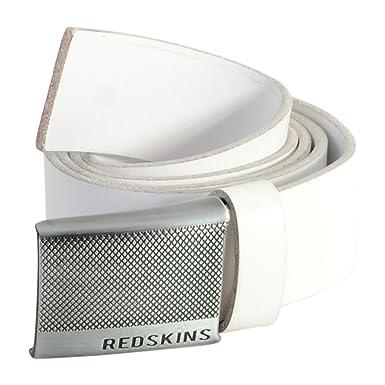 c1a56799aae2 Redskins Ceinture Calish Blanc  Amazon.fr  Vêtements et accessoires