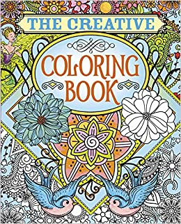 the creative coloring book chartwell coloring books patience coster 9780785833635 amazoncom books