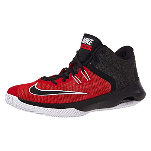 cheap for discount 03df4 d1739 Nike Men s Air Versitile Ii University Red Black-White Basketball Shoes-7 UK