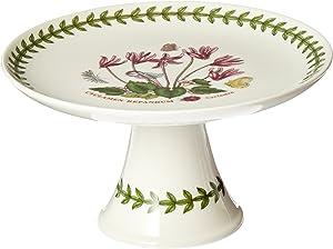 Portmeirion Botanic Garden Cake Plate, Mini