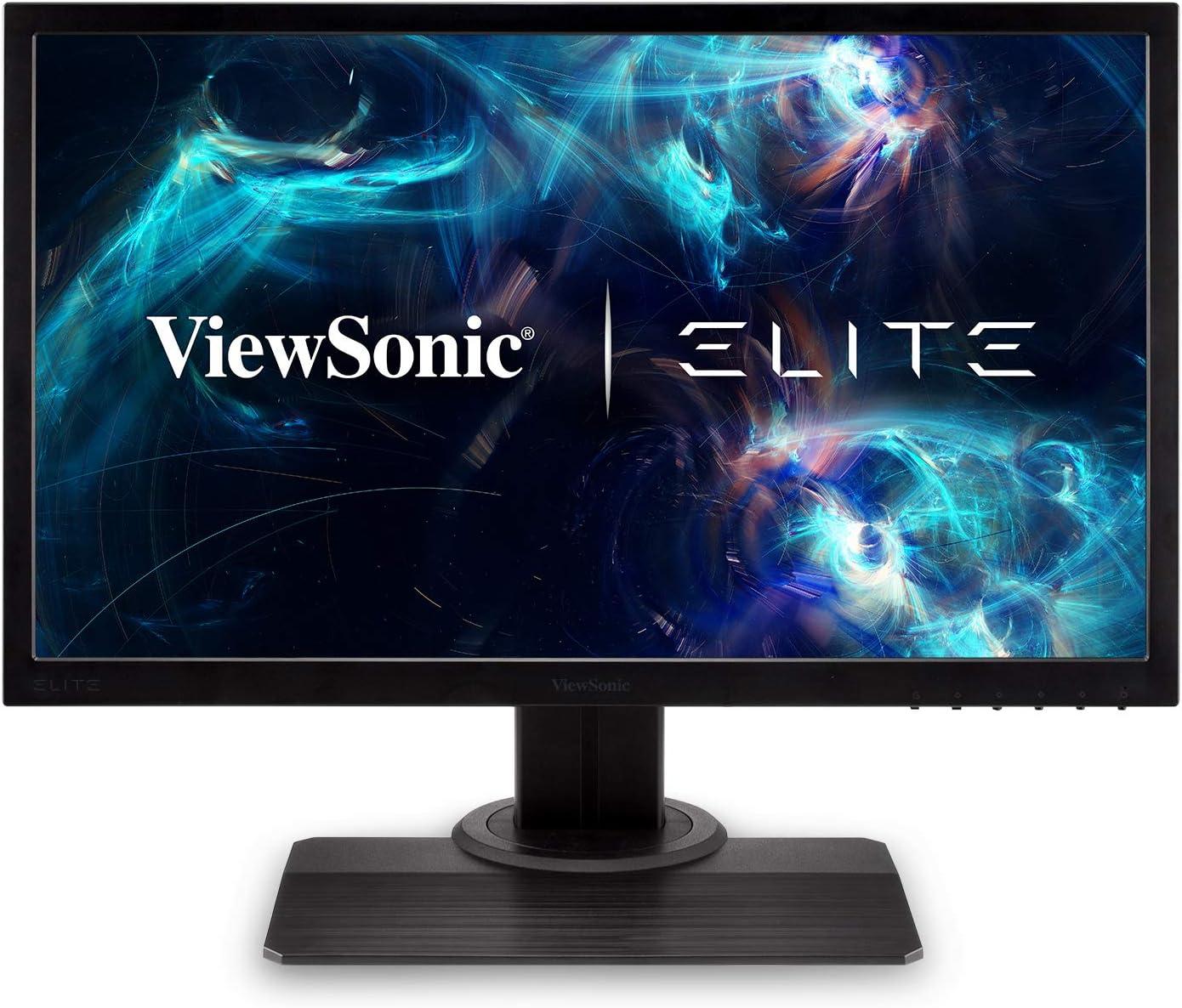 ViewSonic Elite XG240R 24 Inch 1080p 1ms 144hz monitor