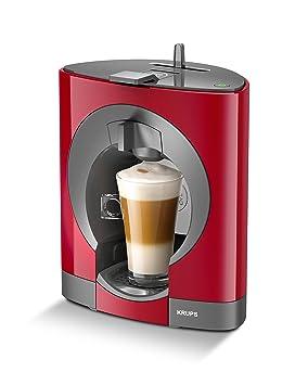 Nescafé Dolce Gusto OBLO por Krups Café Cápsula MACHINE -ROJO: Amazon.es: Hogar
