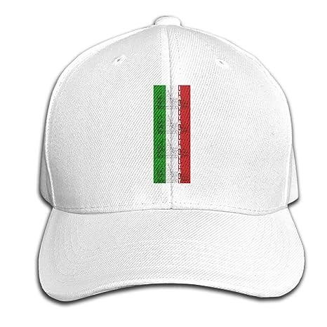 Osmykqe Italy Italian Flag Unisex Summer Sunhat Ajustable Casual ...