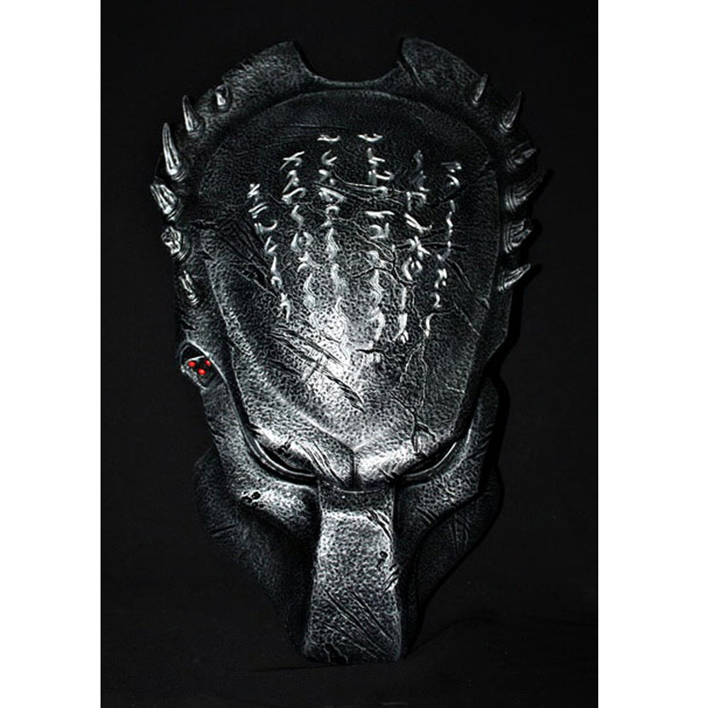 1:1 Full Scale Prop Replica AVP Predator Helmet Halloween Costume Wall Mask Home Decor Wolf PD5