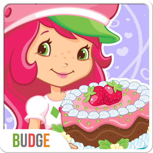 Sweet Recipes Cookie - Strawberry Shortcake Bake Shop - Dessert Maker Game for Kids in Preschool and Kindergarten