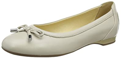 Geox D Lamulay D, Ballerines Femme  Amazon.fr  Chaussures et Sacs e4e8f557213c