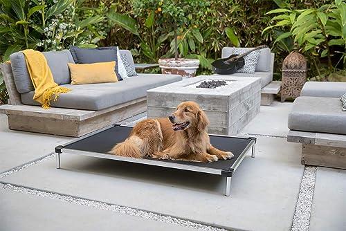 K9 Ballistics Aluminum Chew Resistant Raised Dog Bed
