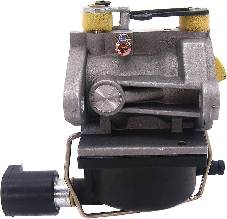 Carburetor for Tecumseh Models OHV175-204803A OHV175-204803B OHV175-204803C