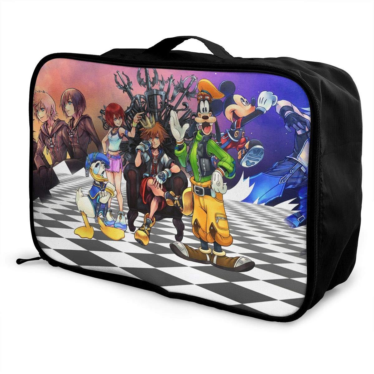 Amazon.com | Kingdom Hearts Anime Cover Lightweight Large ...
