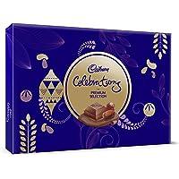 Cadbury Celebrations Premium Assorted Chocolate Gift Pack, 2 X 286 g