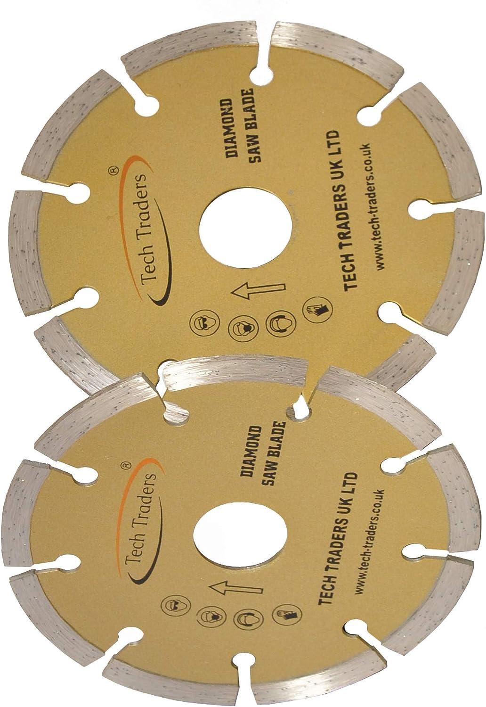 AURSTORE BASA Disque diamant DISQUE Brique Disques /À Tron/çonner B/éton Pierre Naturelle Qualit/é professionnelle 115x 22mm
