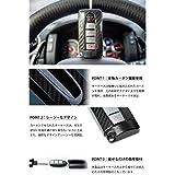 iJDMTOY (1) Real Carbon Fiber GTR Style Key Fob
