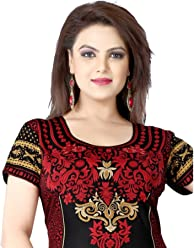 Women Fashion Printed Long Indian Kurti Tunic Kurta Top Shirt Dress 118A