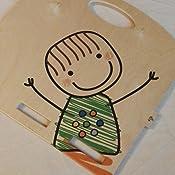 carretto in legno per bambini