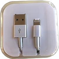 爱维杰龙 盒装苹果数据线/充电线(180天内包换) iPhone7/6/6S/IPHONE se/5S Lightning USB适用苹果7/5S/6/6S/6 plus/6S plus/ipod touch5/ipad4/ipad mini/nano7等新机型