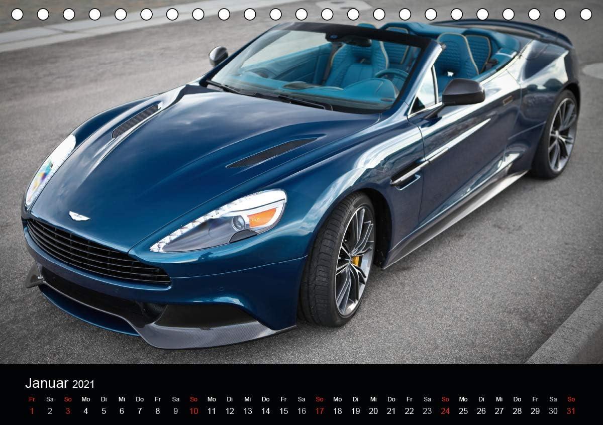 Aston Martin Vanquish Volante Tischkalender 2021 Din A5 Quer Amazon De Wolff Jürgen Bücher