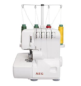 AEG Overlock-máquina de coser NM-3500
