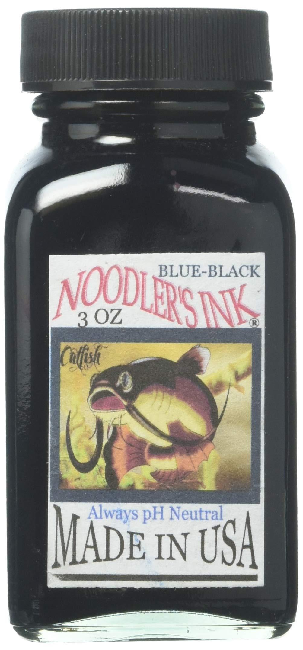 Noodlers Ink 3 Oz Blue-Black by NOODLER'S