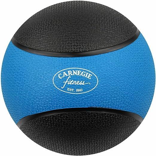 Carnegie 5 kg Balón Medicinal Fitness – Pelota de balón de ...