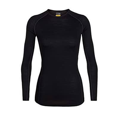 Icebreaker Merino Women's 150 Zone Merino Wool Base Layer Long Sleeve T-Shirt: Clothing