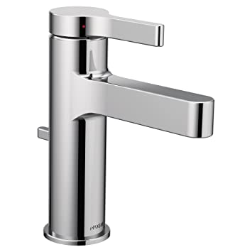 Delicieux Moen Vichy One Handle Bathroom Faucet, Chrome (6710)