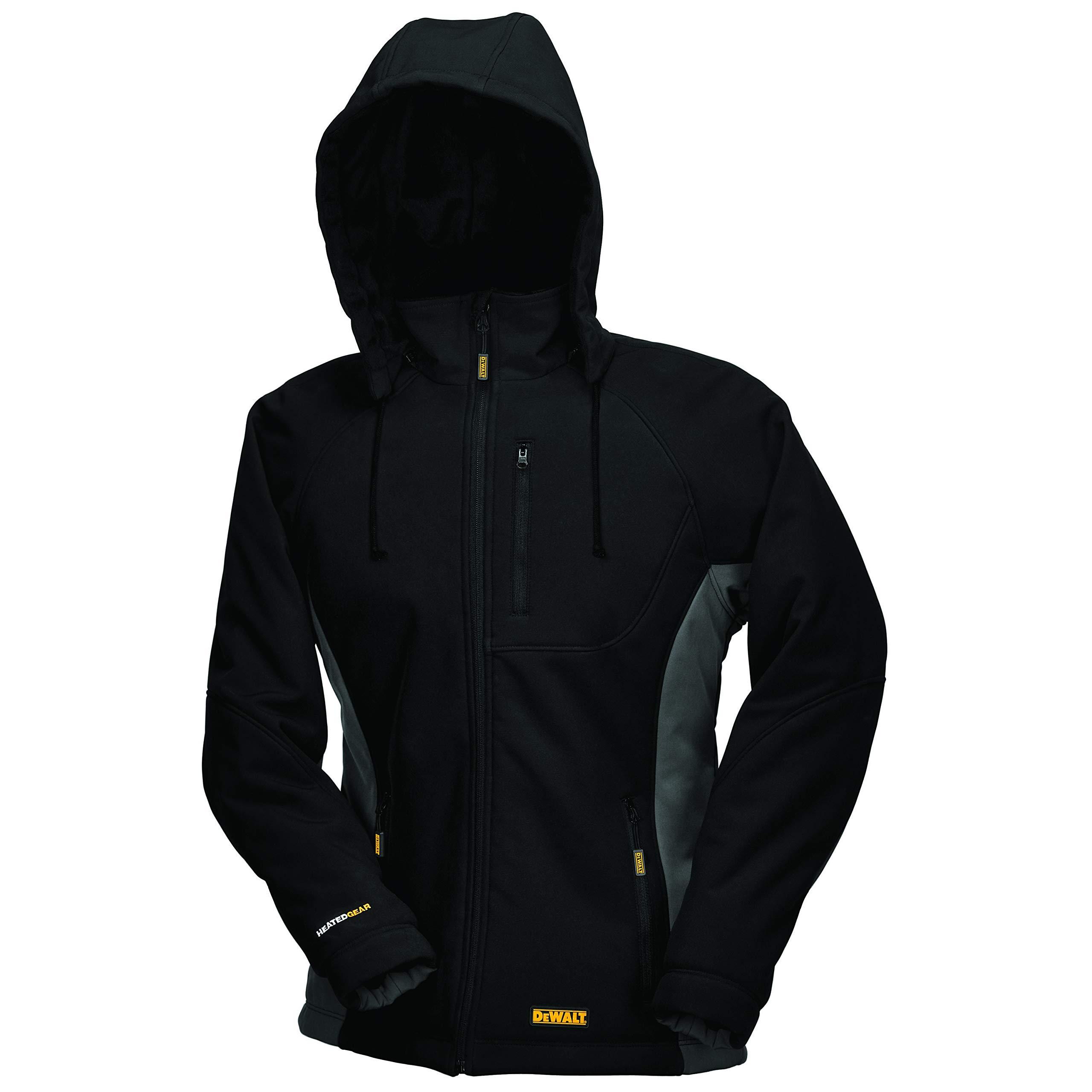 DEWALT DCHJ066C1-M 20V/12V MAX Women's Heated Jacket Kit, Black, Medium by DEWALT