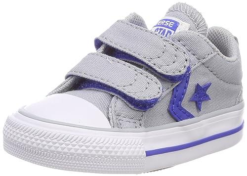 zapatillas bebe niño converse