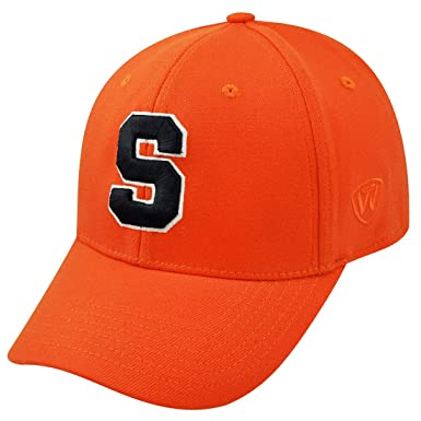timeless design 145ba 74107 NCAA Syracuse Orange Men Premium Collection Memory One Fit Hat