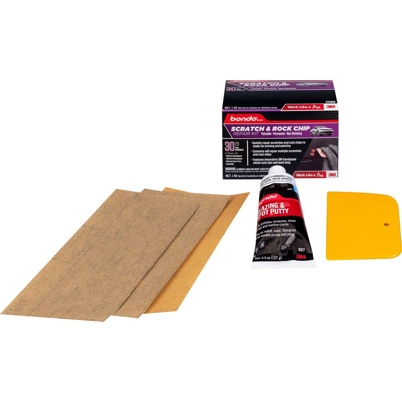 Bondo 31568 Scratch Rock Chip Repair Kit