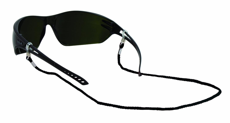 Chums Safety RLSC Nylon Cord Eyewear Retainer, Black (Pack of 6) RLSC100