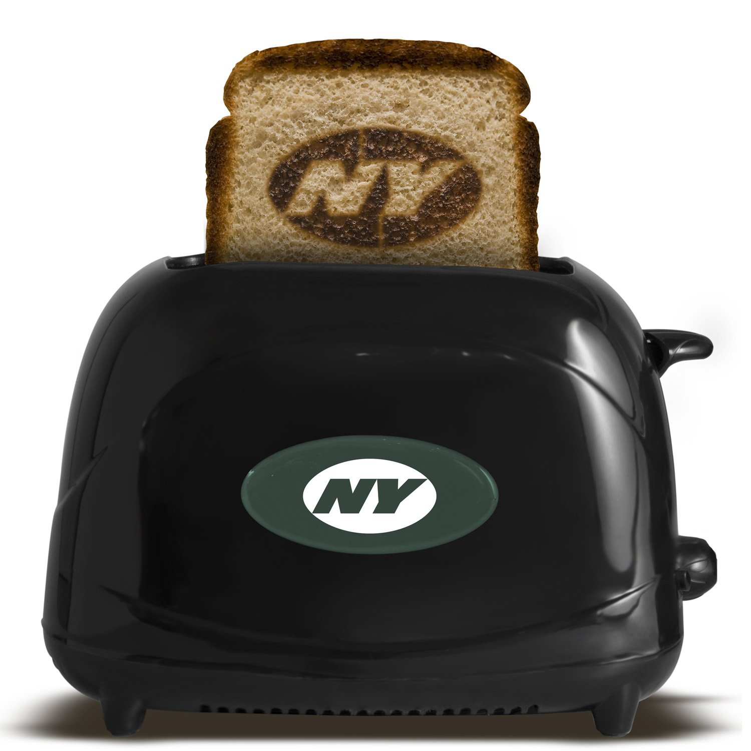 Pangea Brands NFL Black Toasters