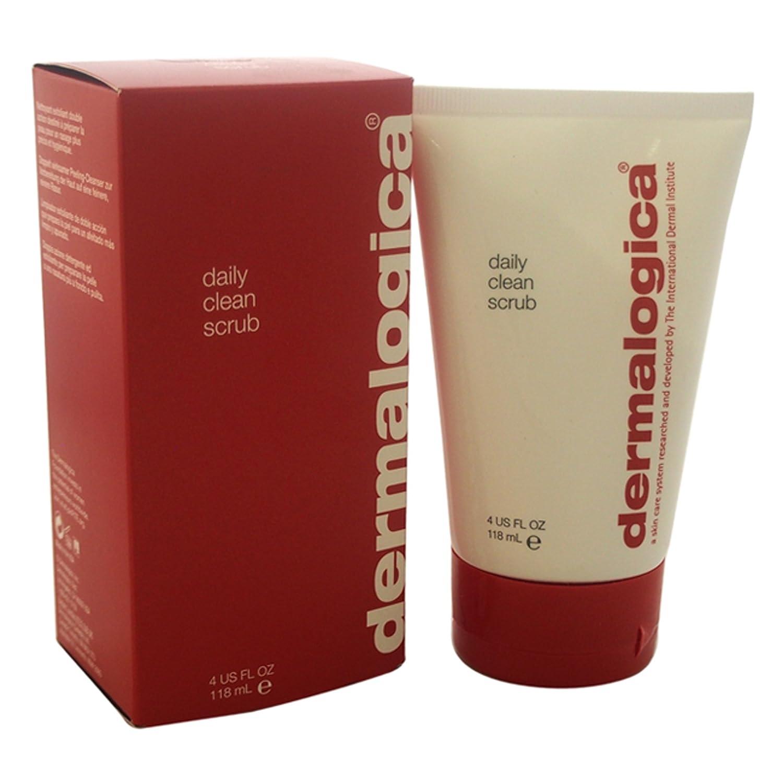 Dermalogica Daily Clean Scrub, 4 Fluid-Ounce KDM5001