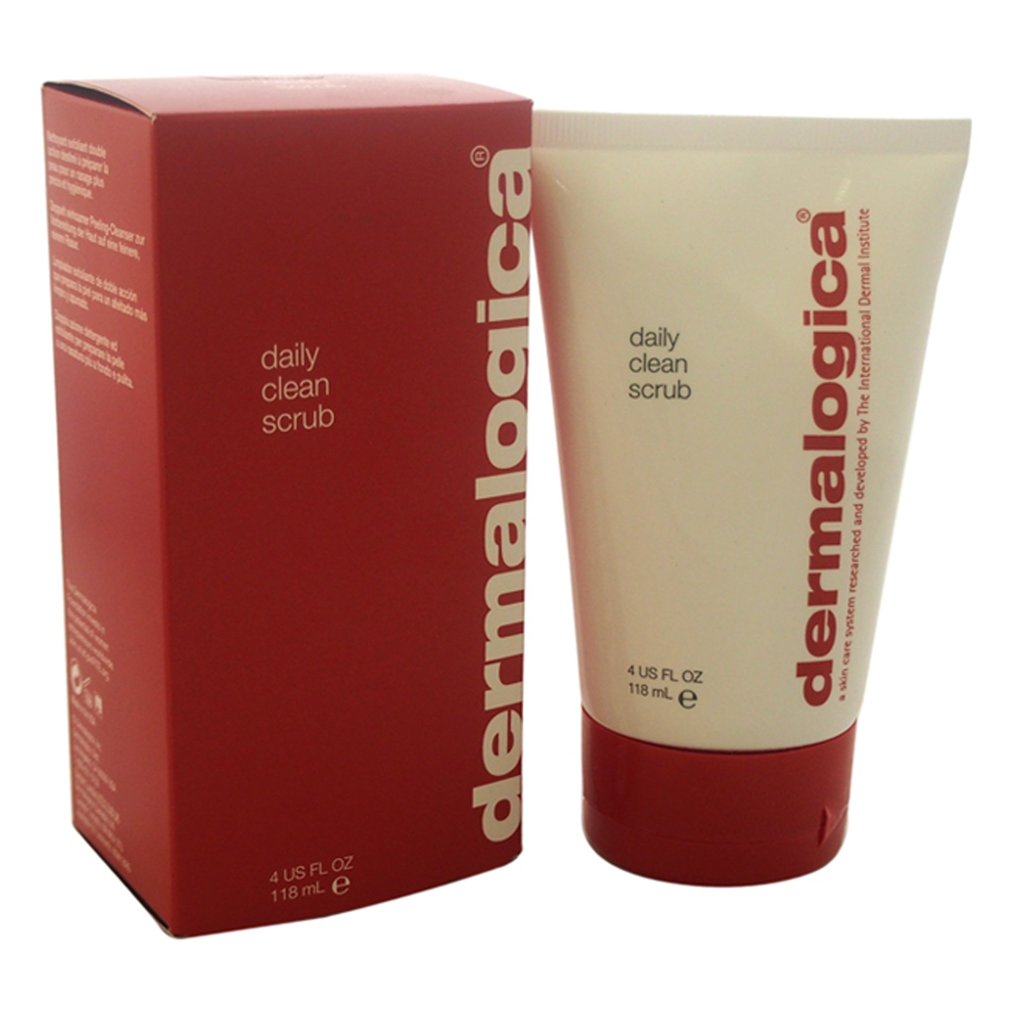 Dermalogica Daily Clean Scrub, 4 Fluid Ounce