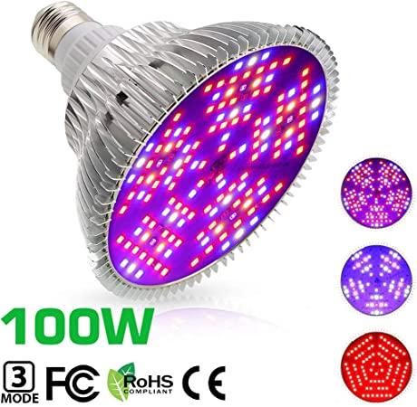 150W Full Spectrum LED Grow Light Hydroponic Plants Vegetable Bloom Growth Lamp