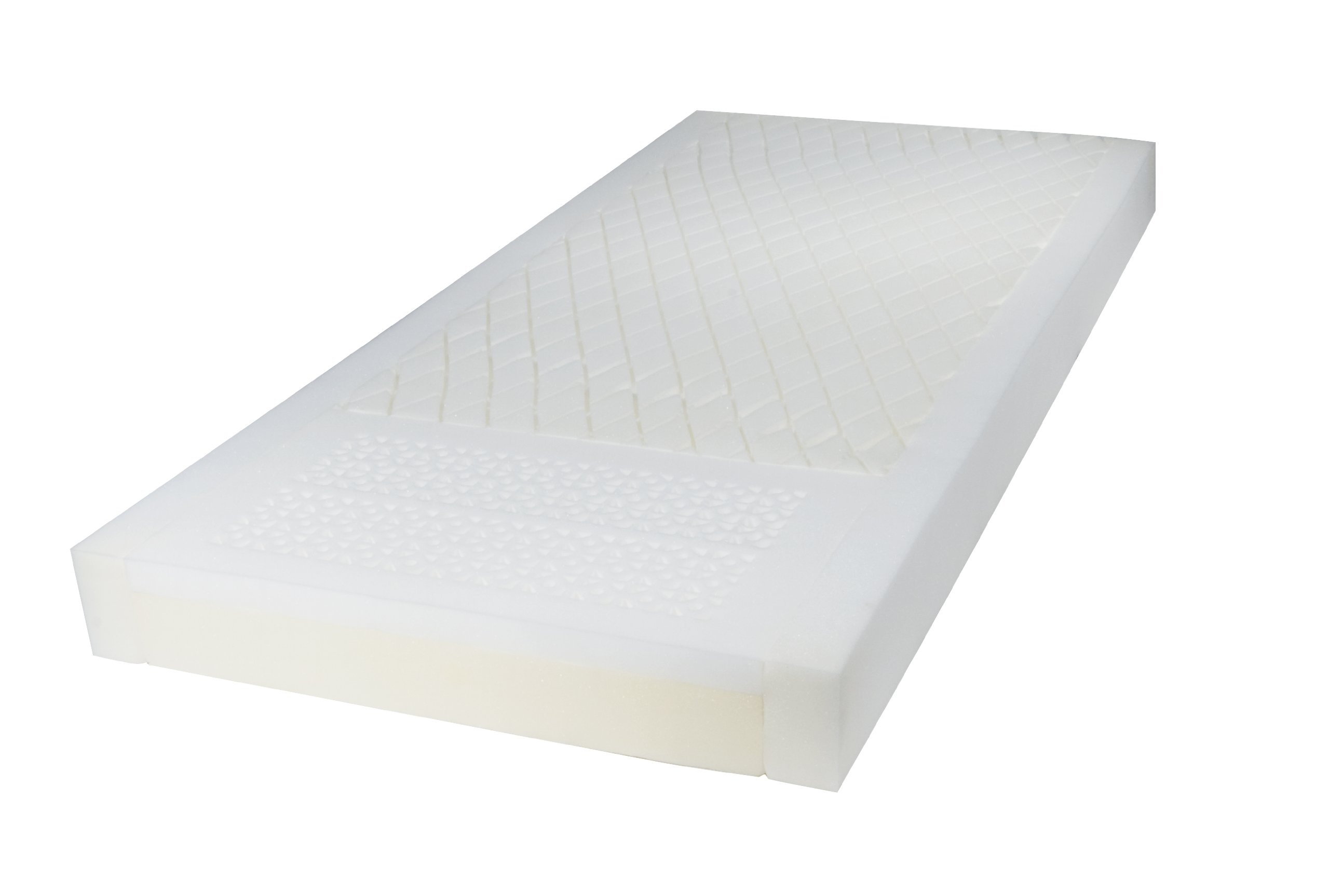 Drive Medical Gravity 7 Long Term Care Pressure Redistribution Mattress, No Cut Out, 80''