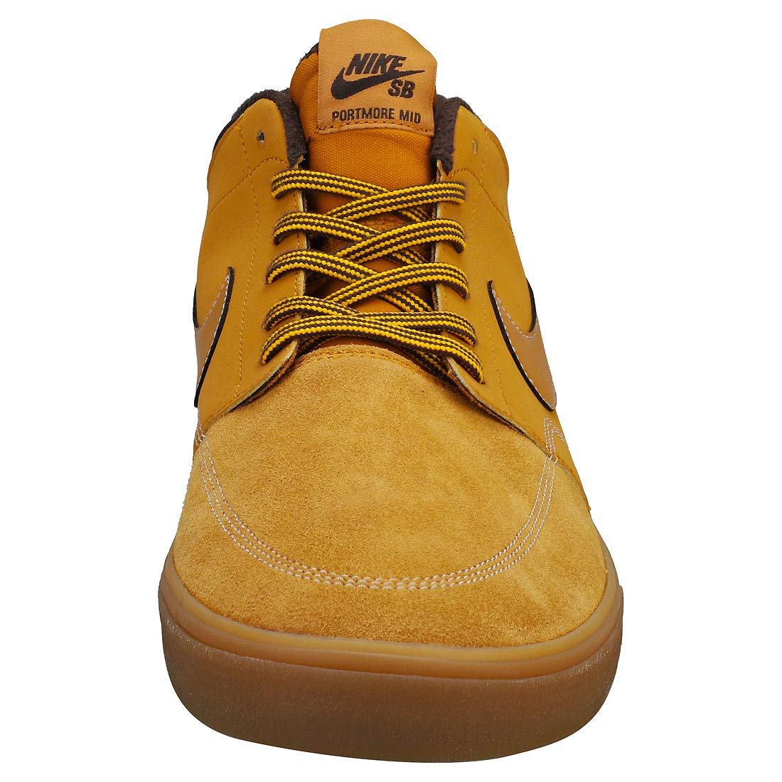 36068e34b5 Nike Adults Sb Portmore Ii SLR M Bota Skateboarding Shoes Multicolour Bronze /Gum Light Brown 779, 6 UK: Amazon.co.uk: Shoes & Bags