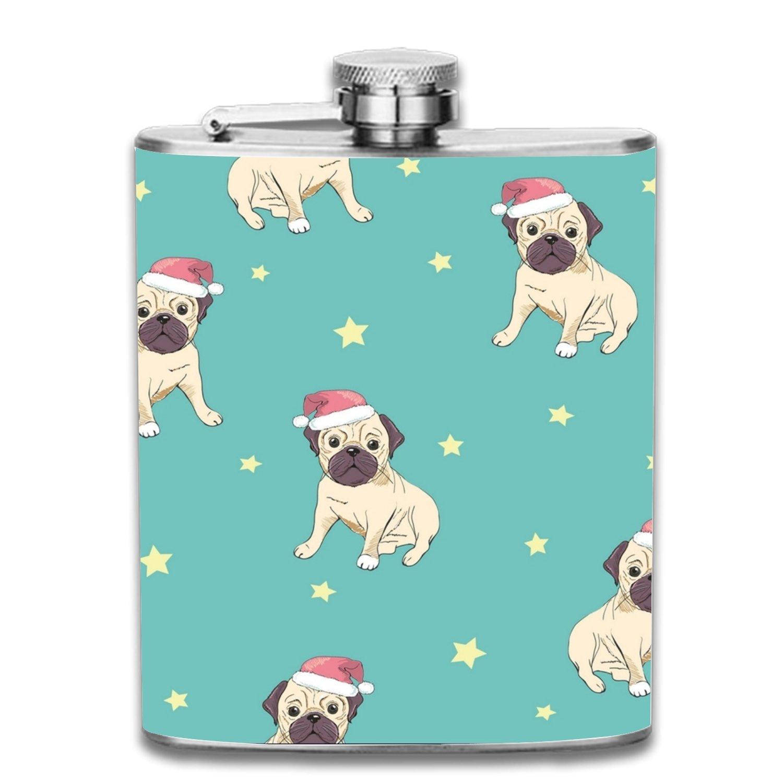【送料無料(一部地域を除く)】 Sweet Home Kitty LiquorヒップフラスコステンレススチールShot one Kitty Flasks Men Leak Proofクールギフトfor Men 7oz one size Christmas Pug5 B07F8S7TM6, 真珠の卸屋さん:d73fc71c --- a0267596.xsph.ru