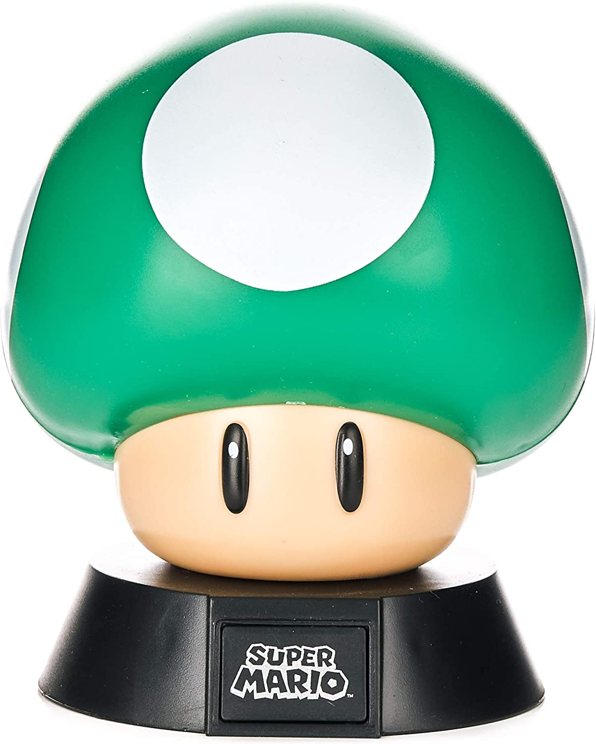 Amazon Com Paladone Green 1up Mushroom Light Nintendo Super
