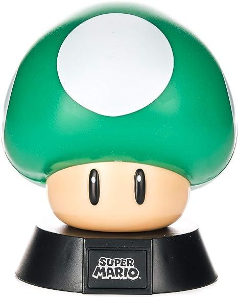 Super Mario Mushroom Light with Sound Multi-Colour