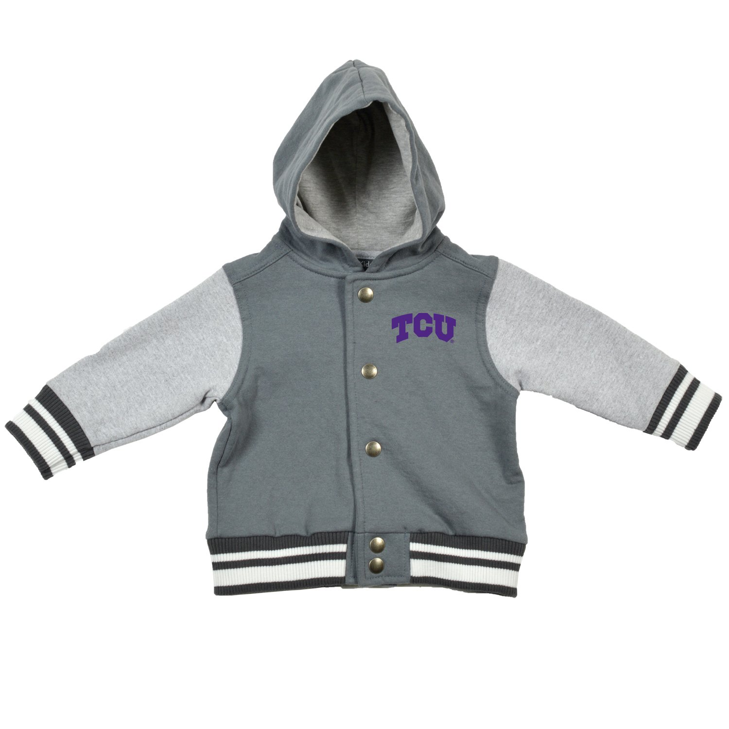 College Kids NCAA Infant Letterman Jacket